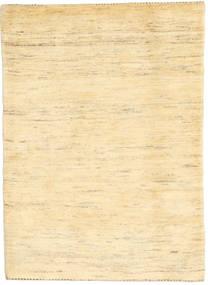 Gabbeh (Persja) Dywan 106X148 Nowoczesny Tkany Ręcznie Beżowy/Ciemnobeżowy (Wełna, Persja/Iran)