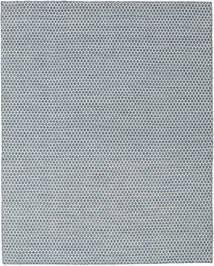 Kilim Honey Comb - Niebieski Dywan 190X240 Nowoczesny Tkany Ręcznie Jasnoszary/Niebieski/Jasnoniebieski (Wełna, Indie)
