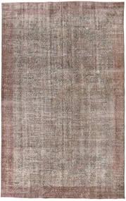 Colored Vintage Dywan 152X240 Nowoczesny Tkany Ręcznie Jasnoszary/Różowy (Wełna, Turcja)