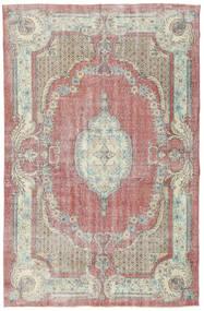 Colored Vintage Dywan 172X266 Nowoczesny Tkany Ręcznie Jasnoszary/Jasnoróżowy (Wełna, Turcja)