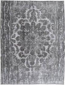 Colored Vintage Dywan 283X355 Nowoczesny Tkany Ręcznie Jasnoszary/Ciemnoszary Duży (Wełna, Persja/Iran)