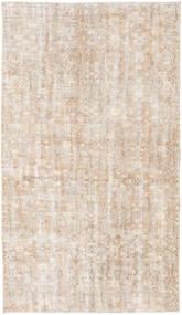 Colored Vintage Dywan 132X226 Nowoczesny Tkany Ręcznie Jasnoszary/Beżowy/Biały/Creme (Wełna, Turcja)