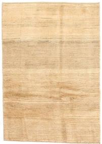 Gabbeh (Persja) Dywan 82X119 Nowoczesny Tkany Ręcznie Ciemnobeżowy/Beżowy (Wełna, Persja/Iran)