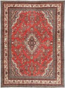 Hamadan Patina Dywan 260X350 Orientalny Tkany Ręcznie Ciemnoczerwony/Rdzawy/Czerwony Duży (Wełna, Persja/Iran)