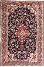 Hamadan Shahrbaf Patina Dywan 203X313 Orientalny Tkany Ręcznie Ciemnobrązowy/Brązowy (Wełna, Persja/Iran)