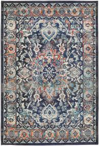 Elnath Dywan 120X170 Nowoczesny Czarny/Jasnoszary ( Turcja)