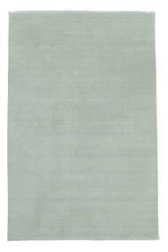 Handloom Fringes - Lodowo Niebieski Dywan 200X300 Nowoczesny Jasnoniebieski (Wełna, Indie)