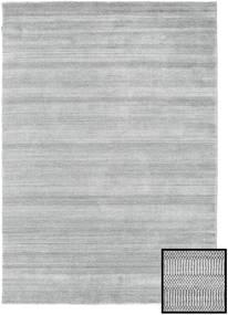 Bamboo Grass - Szary Dywan 160X230 Nowoczesny Jasnoszary (Wełna/Jedwab Bambusowy, Turcja)