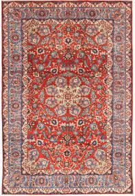 Kom Sherkat Farsh Dywan 208X305 Orientalny Tkany Ręcznie Ciemnoczerwony/Ciemnobrązowy (Wełna, Persja/Iran)