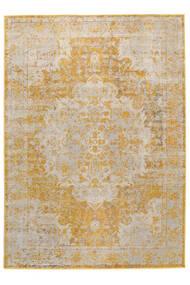 Nadia - Żółty Dywan 160X230 Nowoczesny Beżowy/Ciemnobeżowy ( Turcja)