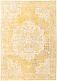 Nadia - Żółty Dywan 200X300 Nowoczesny Żółty/Beżowy ( Turcja)