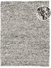 Bubbles - Melange Szary Dywan 300X400 Nowoczesny Jasnoszary/Turkusowy Niebieski Duży (Wełna, Indie)