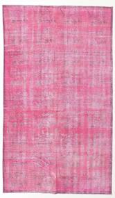 Colored Vintage Dywan 148X255 Nowoczesny Tkany Ręcznie Jasnoróżowy/Różowy (Wełna, Turcja)