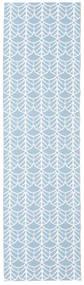 Dywan Zewnętrzny Arch - Niebieski Dywan 70X200 Nowoczesny Chodnik Jasnoniebieski/Beżowy ( Szwecja)