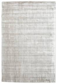 Broadway - Srebrny White Dywan 250X350 Nowoczesny Jasnoszary/Biały/Creme Duży ( Indie)