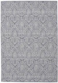 Dywan Zewnętrzny Palace - Ciemnoniebieski/Beżowy Dywan 200X300 Nowoczesny Jasnoszary/Ciemnoszary ( Turcja)