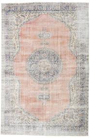 Taspinar Dywan 216X327 Orientalny Tkany Ręcznie Jasnoszary/Biały/Creme (Wełna, Turcja)