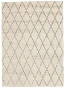 Queens - Szary - Comb. Dywan 160X230 Nowoczesny Beżowy (Wełna, Indie)