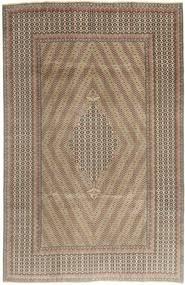 Kerman Patina Dywan 173X260 Orientalny Tkany Ręcznie Jasnoszary/Jasnobrązowy (Wełna, Persja/Iran)