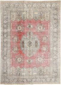 Colored Vintage Dywan 245X346 Nowoczesny Tkany Ręcznie Jasnoszary (Wełna, Persja/Iran)