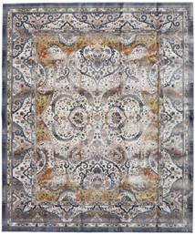 Minna - Złoty Dywan 244X304 Nowoczesny Jasnoszary/Ciemnoszary ( Turcja)