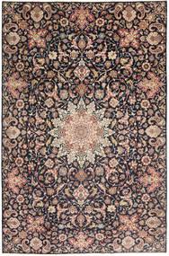 Nadżafabad Patina Dywan 235X360 Orientalny Tkany Ręcznie Ciemnoszary/Ciemnoczerwony (Wełna, Persja/Iran)