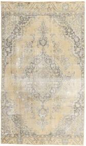Colored Vintage Dywan 187X315 Nowoczesny Tkany Ręcznie Jasnoszary/Beżowy (Wełna, Persja/Iran)