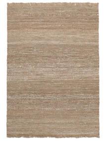 Dywan Zewnętrzny Sahara Jute Dywan 170X240 Nowoczesny Tkany Ręcznie Jasnoszary/Beżowy (Dywan Jutowe Indie)