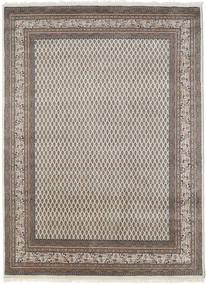 Mir Indie Dywan 175X240 Orientalny Tkany Ręcznie Jasnoszary (Wełna, Indie)