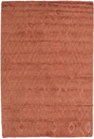 Soho Soft - Terracotta Dywan 140X200 Nowoczesny Czerwony/Ciemnoczerwony (Wełna, Indie)