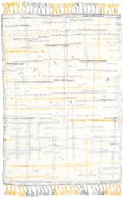 Rakel Dywan 120X180 Nowoczesny Tkany Ręcznie Beżowy/Biały/Creme (Wełna, Indie)