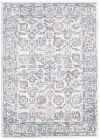 Granada - Niebieski Dywan 140X200 Nowoczesny Jasnoszary/Biały/Creme ( Turcja)