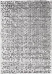 Diamond - Delikatna Szarość Dywan 160X230 Nowoczesny Jasnoszary ( Indie)