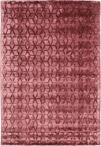 Diamond - Burgundy Dywan 160X230 Nowoczesny Ciemnoczerwony/Rdzawy/Czerwony ( Indie)