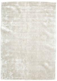 Crystal - Biały Srebrna Dywan 300X400 Nowoczesny Ciemnobeżowy/Jasnoszary Duży ( Indie)