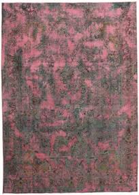 Vintage Heritage Dywan 245X342 Nowoczesny Tkany Ręcznie Ciemnobrązowy/Jasnofioletowy (Wełna, Persja/Iran)