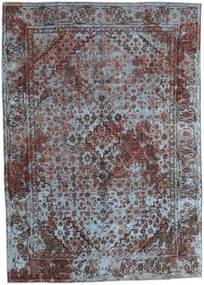 Vintage Heritage Dywan 191X270 Nowoczesny Tkany Ręcznie Ciemnobrązowy/Jasnoszary (Wełna, Persja/Iran)