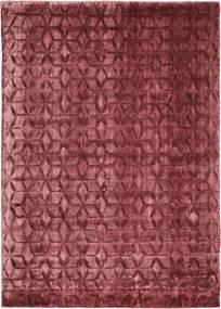 Diamond - Burgundy Dywan 140X200 Nowoczesny Ciemnoczerwony/Fioletowy ( Indie)