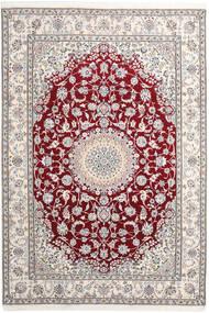 Nain 9La Dywan 249X360 Orientalny Tkany Ręcznie (Wełna/Jedwab, Persja/Iran)
