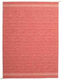 Ernst - Coral/Light_Coral Dywan 200X300 Nowoczesny Tkany Ręcznie Czerwony/Jasnoróżowy/Rdzawy/Czerwony (Wełna, Indie)