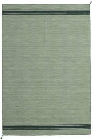 Ernst - Zielony/Ciemny _Green Dywan 200X300 Nowoczesny Tkany Ręcznie Zielony/Oliwkowy/Jasnozielony/Pastel Zielony (Wełna, Indie)