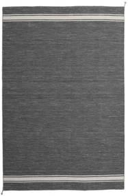 Ernst - Ciemnoszary/Jasnobeżowy Dywan 200X300 Nowoczesny Tkany Ręcznie Ciemnoszary/Ciemnobrązowy (Wełna, Indie)
