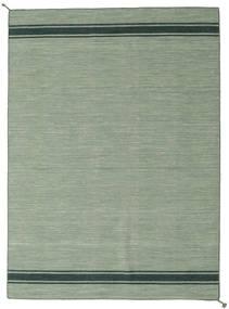 Ernst - Zielony/Ciemny _Green Dywan 170X240 Nowoczesny Tkany Ręcznie Jasnozielony/Pastel Zielony (Wełna, Indie)