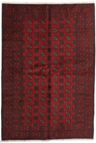 Afgan Dywan 162X236 Orientalny Tkany Ręcznie (Wełna, Afganistan)