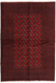 Afgan Dywan 166X242 Orientalny Tkany Ręcznie (Wełna, Afganistan)
