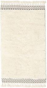 Dixon Dywan 100X180 Nowoczesny Tkany Ręcznie Beżowy/Biały/Creme (Wełna, Indie)