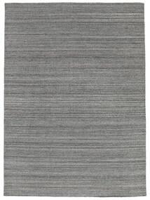 Dywan Zewnętrzny Petra - Dark_Mix Dywan 250X350 Nowoczesny Tkany Ręcznie Jasnoniebieski/Ciemnoszary Duży ( Indie)