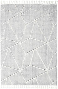 Scandic Dywan 160X230 Nowoczesny Biały/Creme/Jasnoszary ( Turcja)