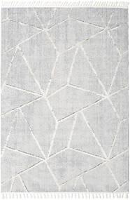 Scandic Dywan 240X340 Nowoczesny Jasnoszary/Biały/Creme ( Turcja)