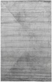 Illusion - Szary Dywan 400X500 Nowoczesny Jasnoszary/Ciemnoszary Duży ( Turcja)